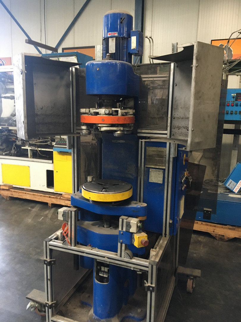 Lanico Rapid / AG 272 seamer semi~auto - curler