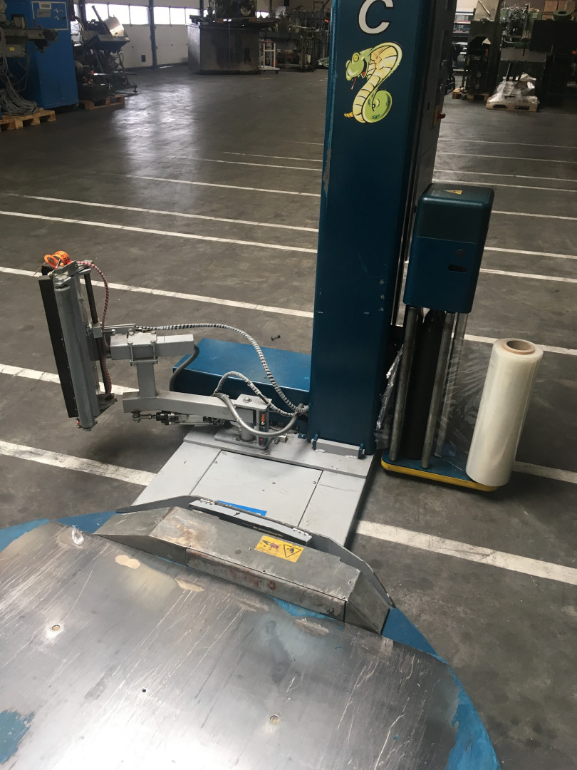 Robopac Rotoplat 506 LP-AS wrapper