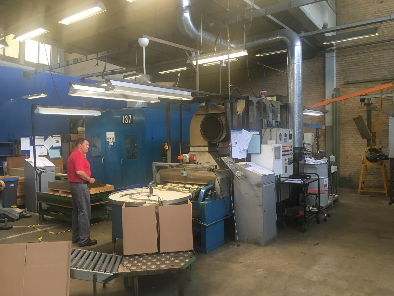 Round LID production line Ø 115 mm