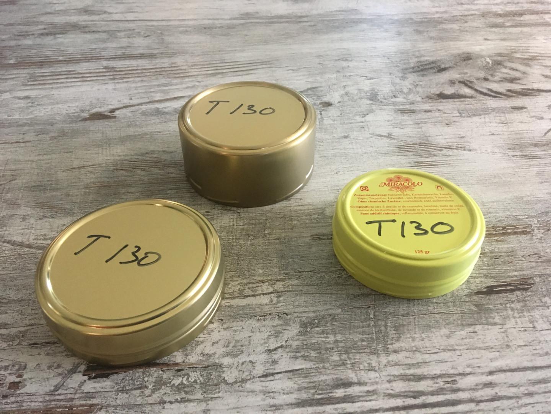 Ligne de production de boîtes de tabac Ø 90 et Ø 103 mm