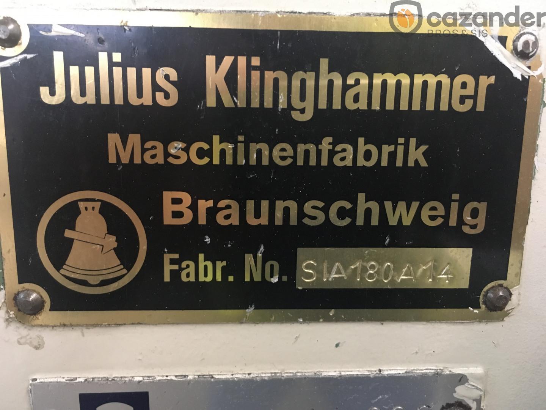 Klinghammer SIA 180 A beader