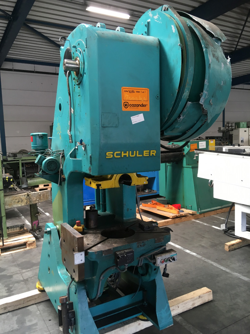 Schuler PN 63-250 forming press