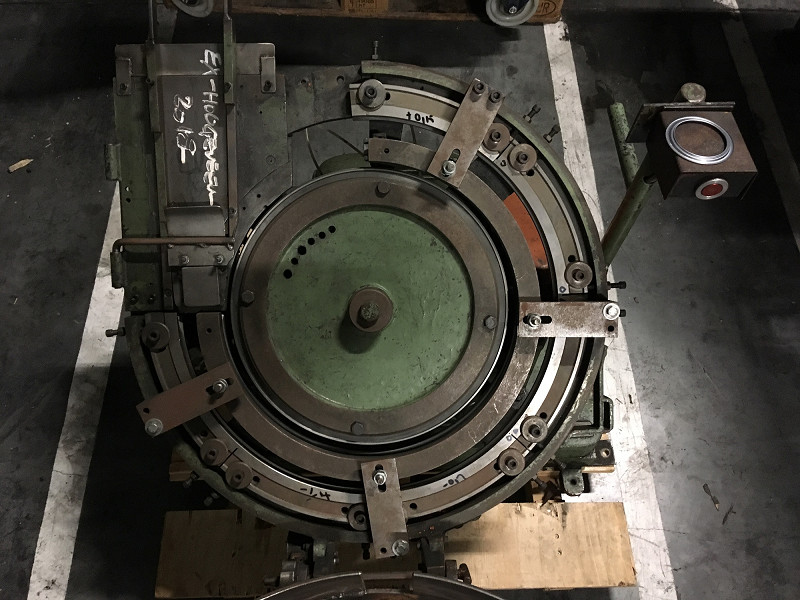 TDV  disc curler