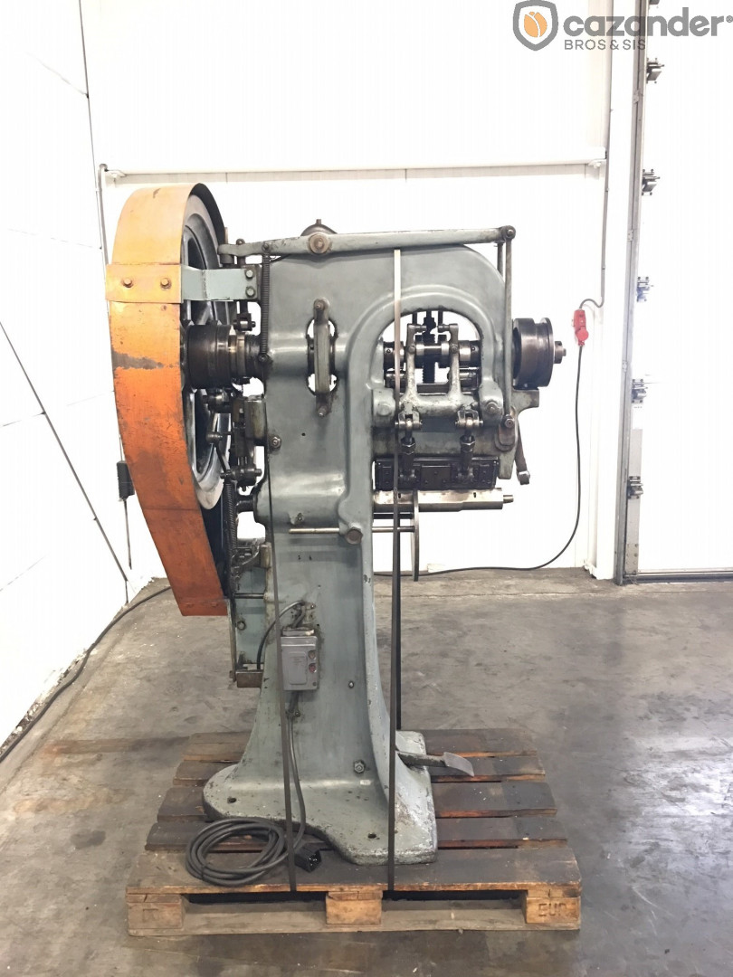 Krupp  lockside seamer