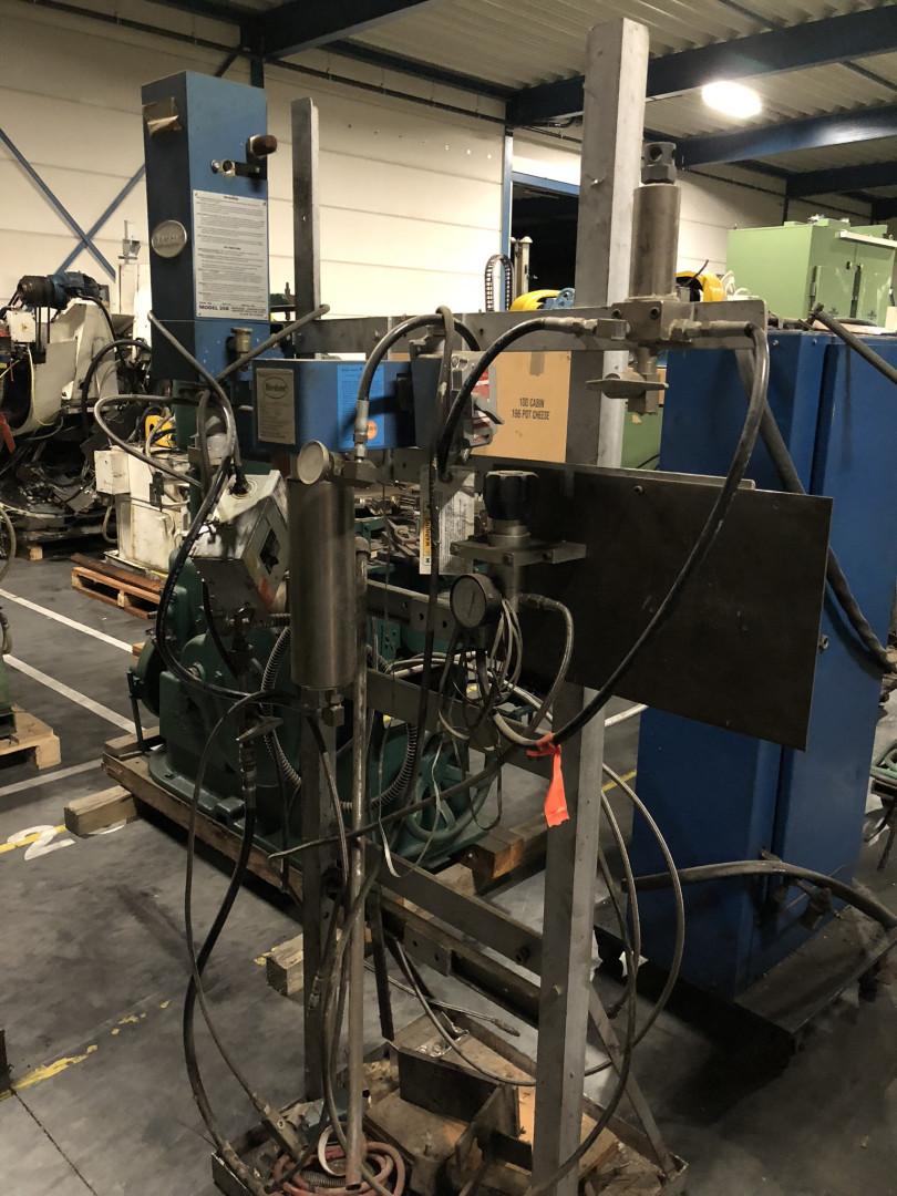 Nordson  unidad de barnizado