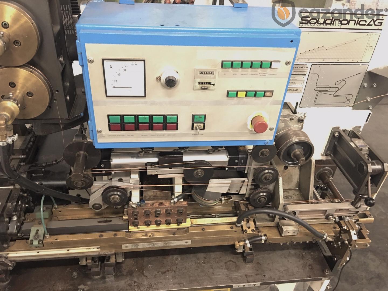 Soudronic VAA-K 50 bodymaker welder