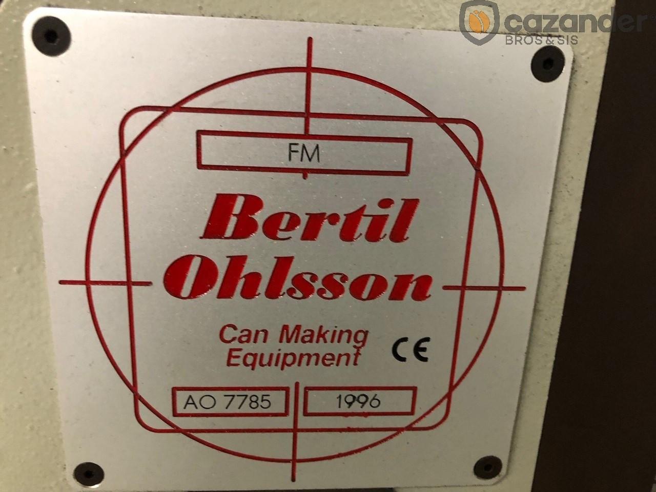 Bertil Ohlsson FM expansionadora