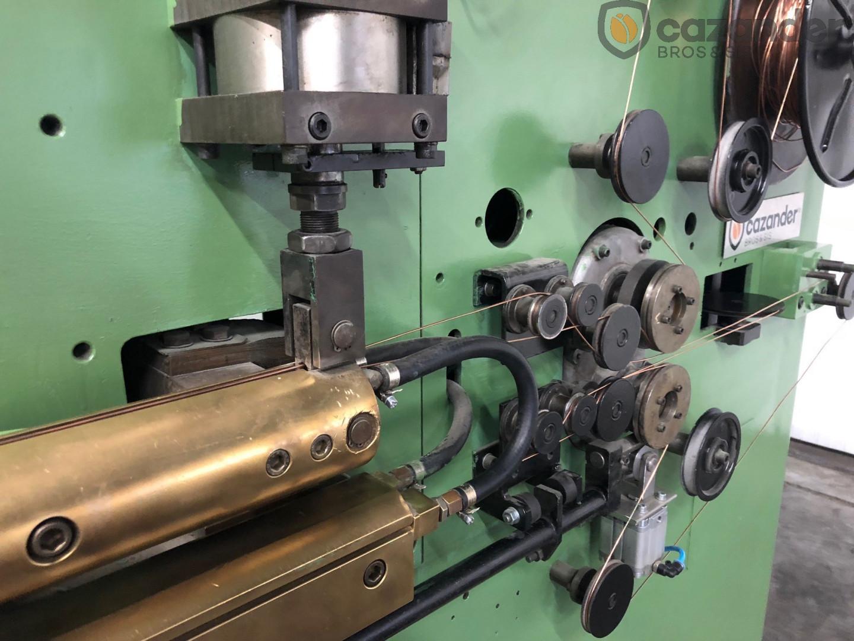 Soudronic NRZd 12E/AE bodymaker welder