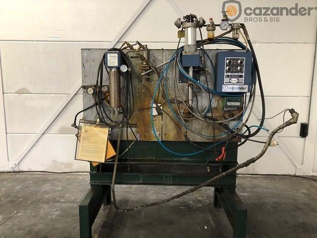Nordson CT-7 lacquering unit