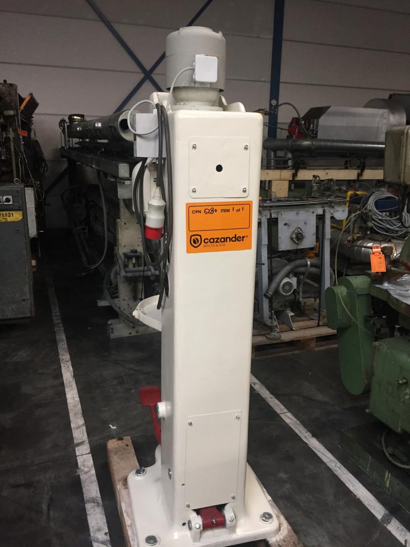 Lanico Rapid cerradora semiautomática