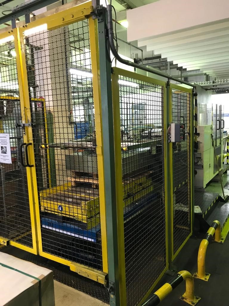 Karges Hammer SD 1150 cisaille double - robot