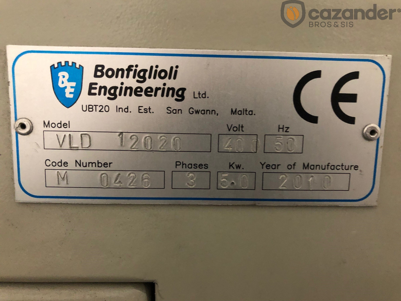Bonfiglioli VLD 12020 tester