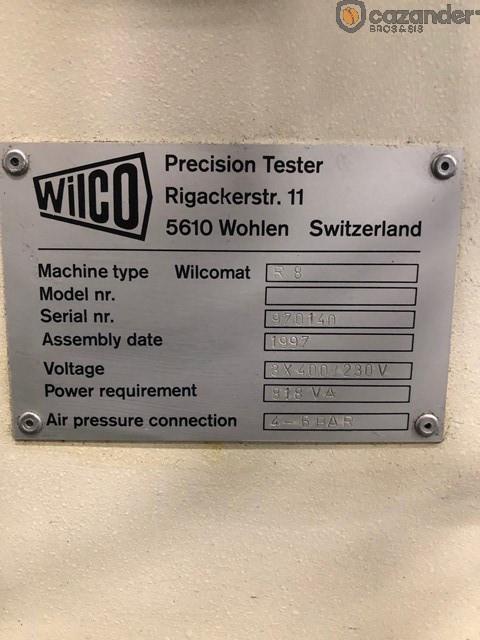 Wilco R 8 tester