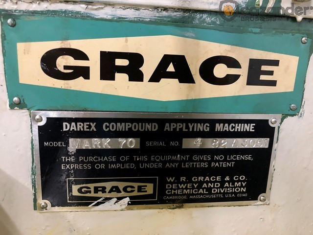 Darex MARK 700 compound liner
