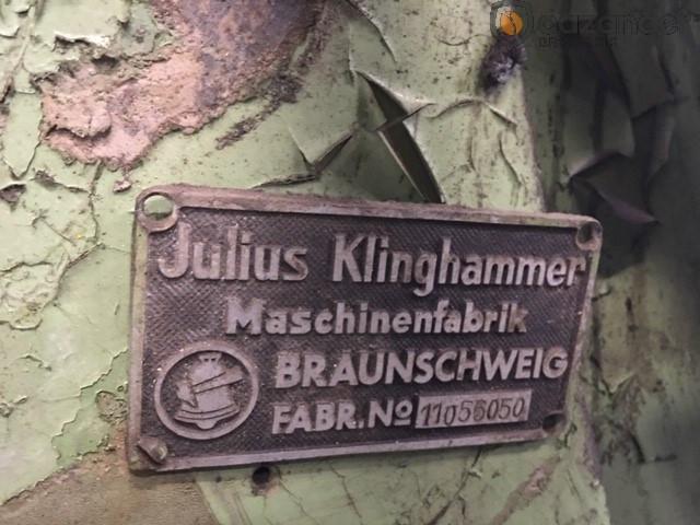 Klinghammer  forming press