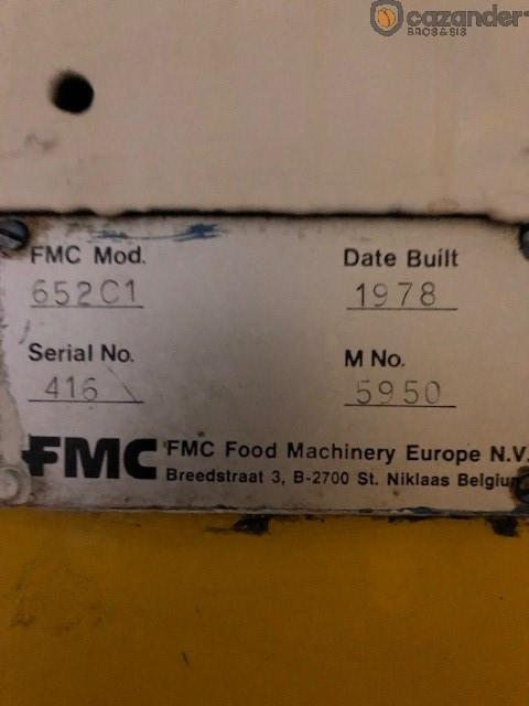 FMC 652 C1 seamer