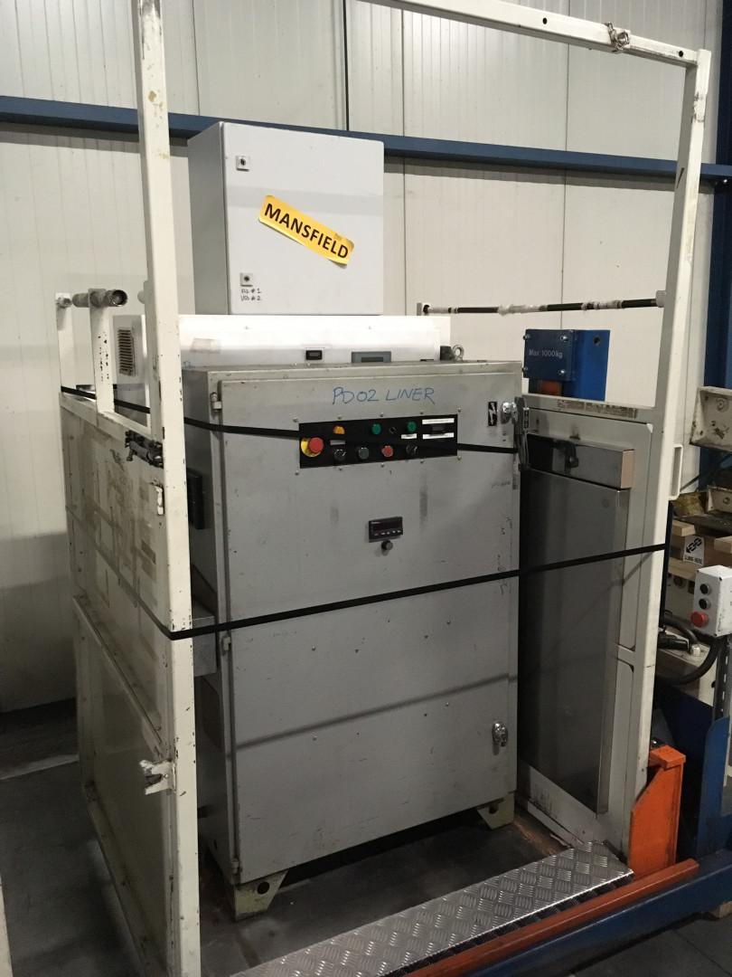 control panel liner