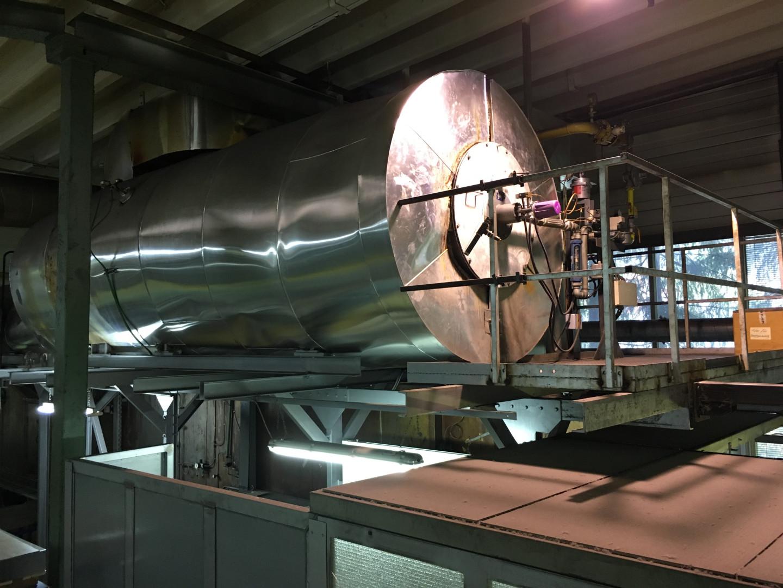 LTG incinerator from 1996