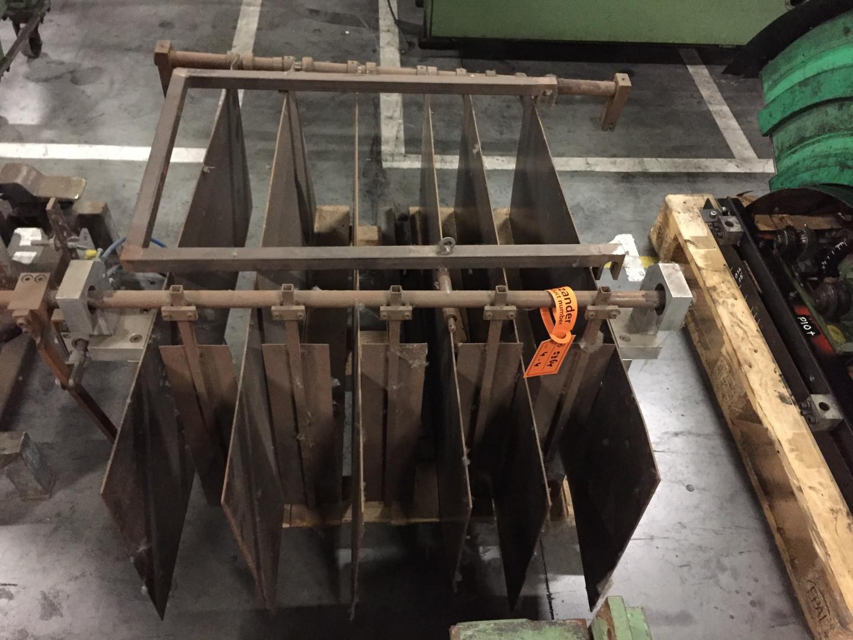 Klinghammer 443 single slitter - sheet feeder - stacking unit