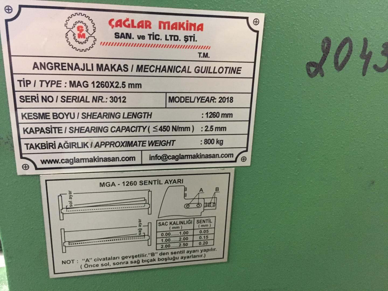 Caglar Makina  miscellaneous