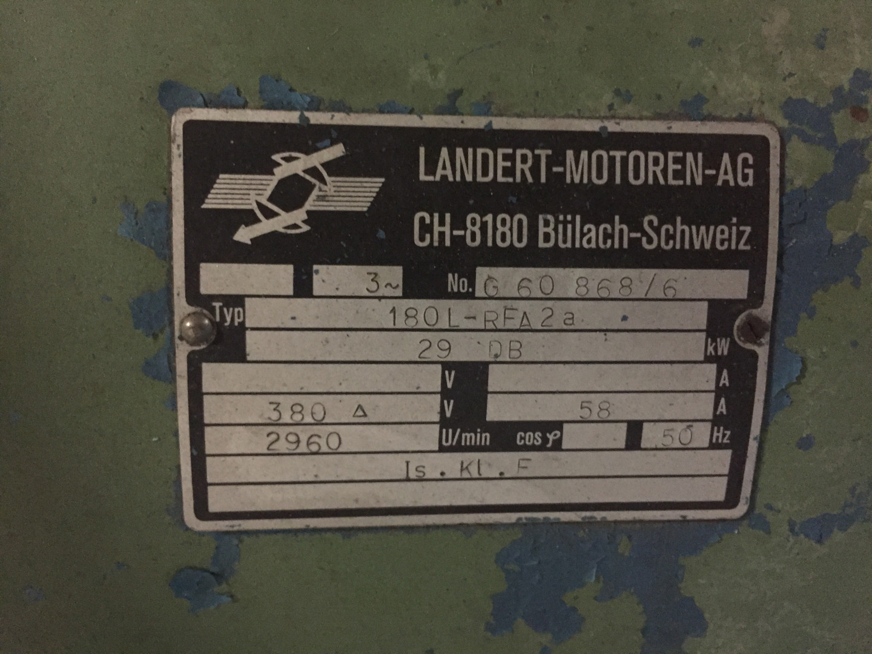 Landert S7 convertidor