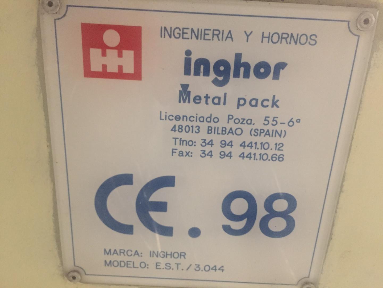 Inghor EST / 3044 four à courroie