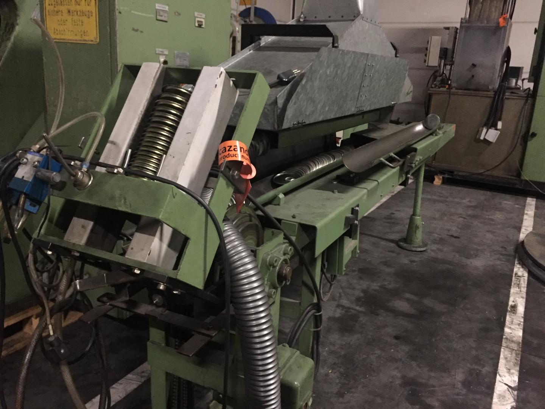 Penalver  MRC-400-S lacquering unit - pocket oven
