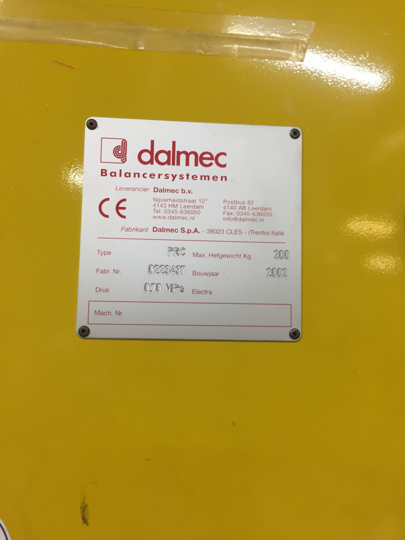 Dalmec PRC miscellaneous