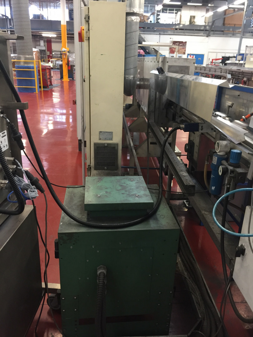 Nordson ICD-9S-AO Four a induction