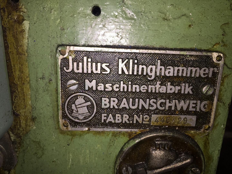 Klinghammer 446 single slitter