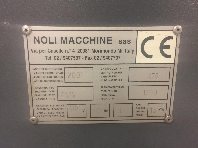 Noli CN1V / BD1V curler - expander - beader