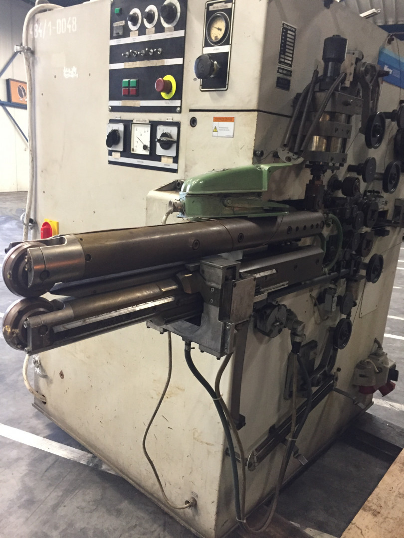 Soudronic Minor NRZD 12 E/T bodymaker welder