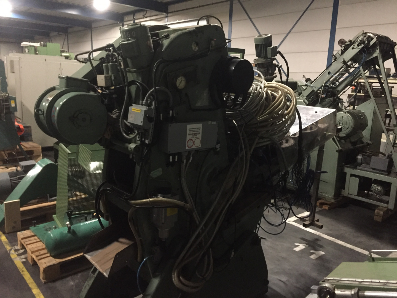 DPF KEH 20-275 forming press