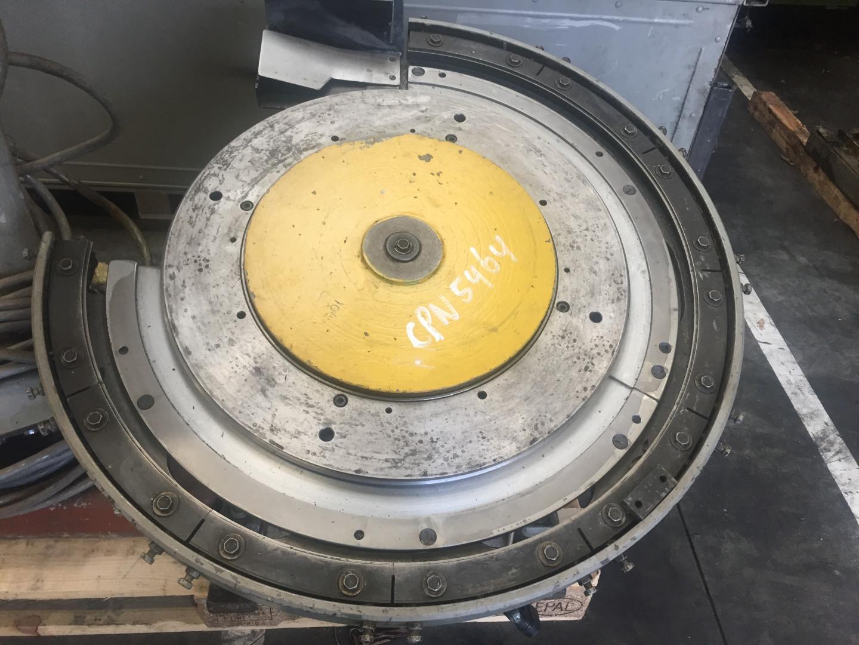 Blema KEA 160.1 disc curler