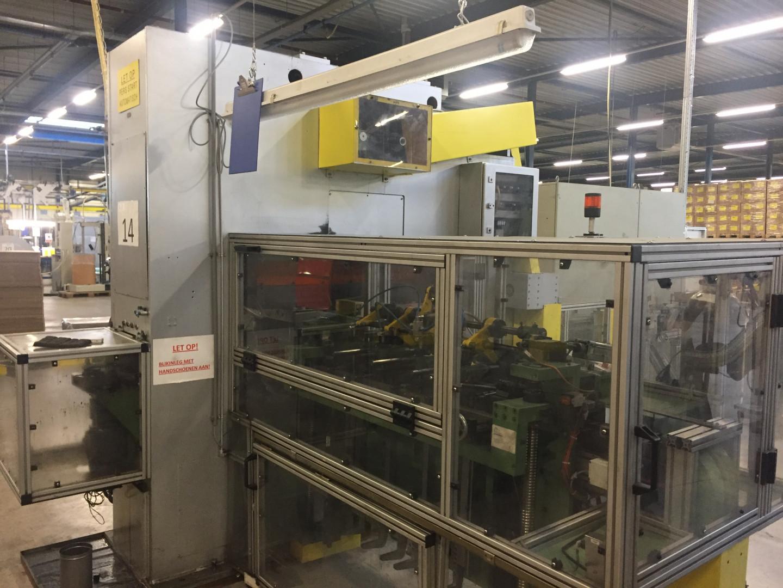 Naroska PST 500 transfer press