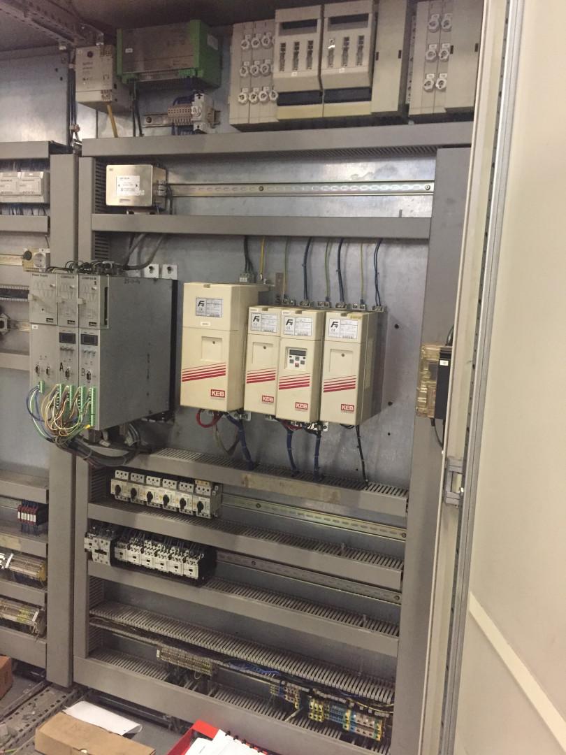 Naroska PST 500 presse de transfert