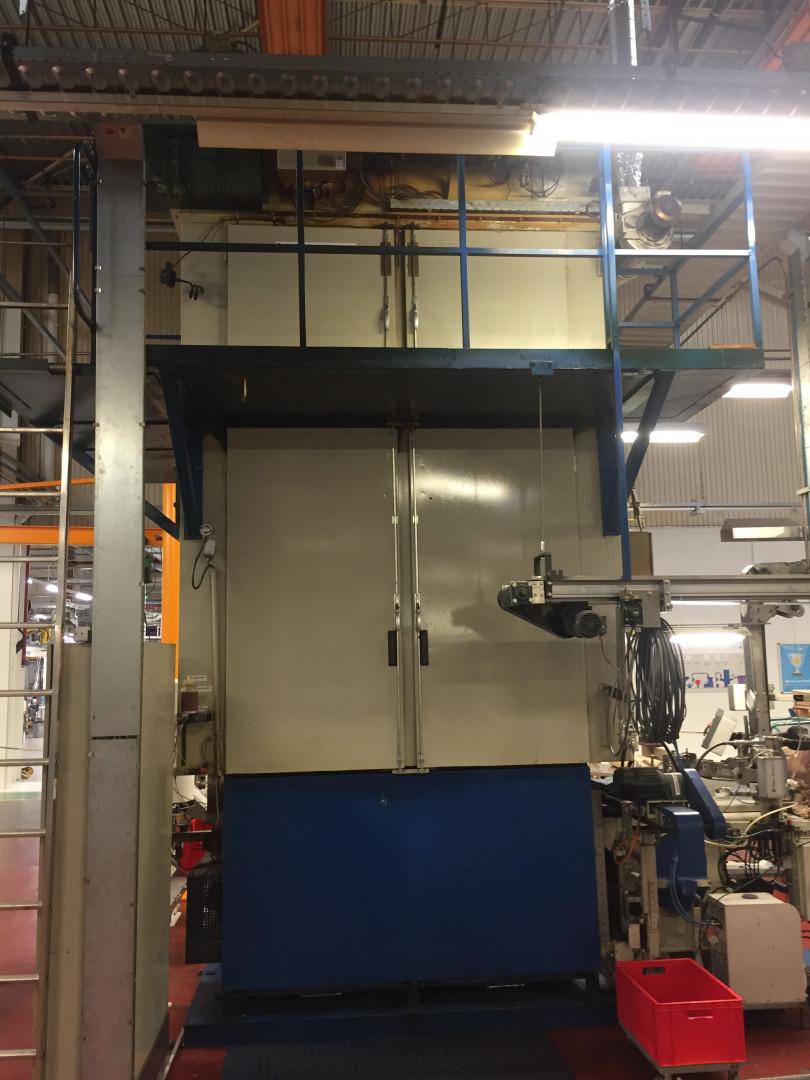 Neitz DTTL 15-2000 pocket oven