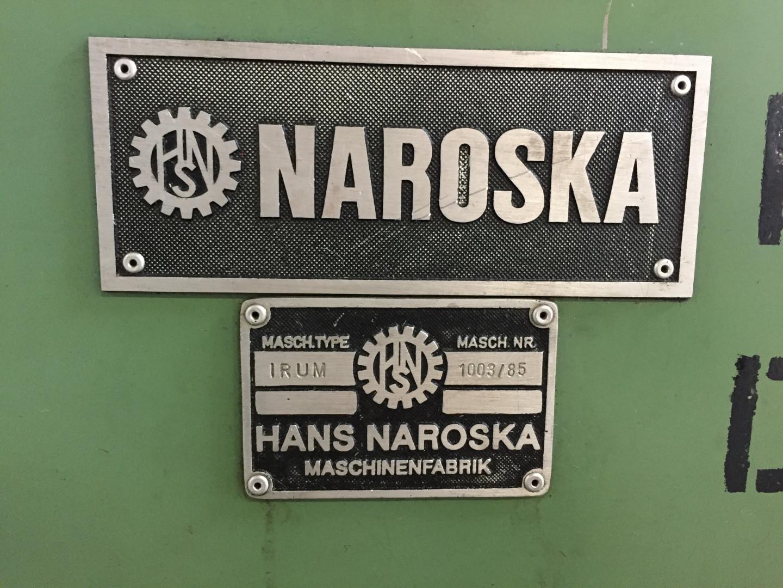 Naroska IRUM forming press