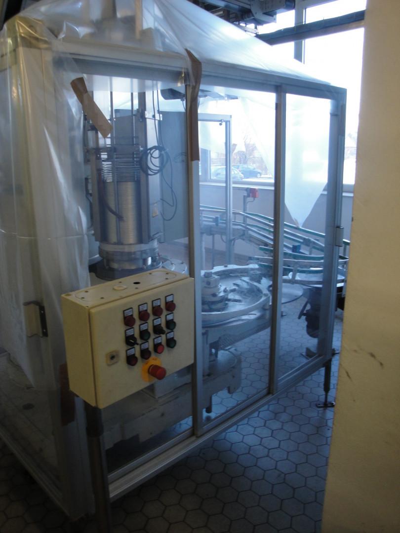 Schmalbach Lubeca LW 213 seamer