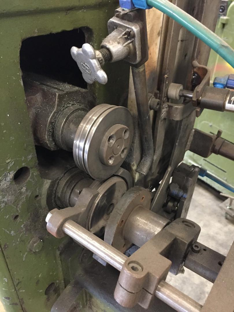 Kircheis Krupp GDNI thread roller