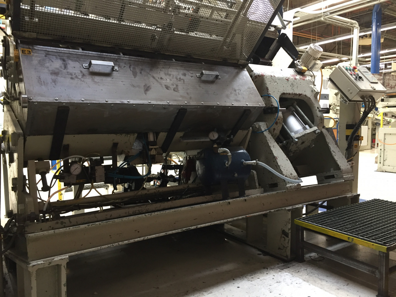 Schuler PNr 63/250 stripfeed press
