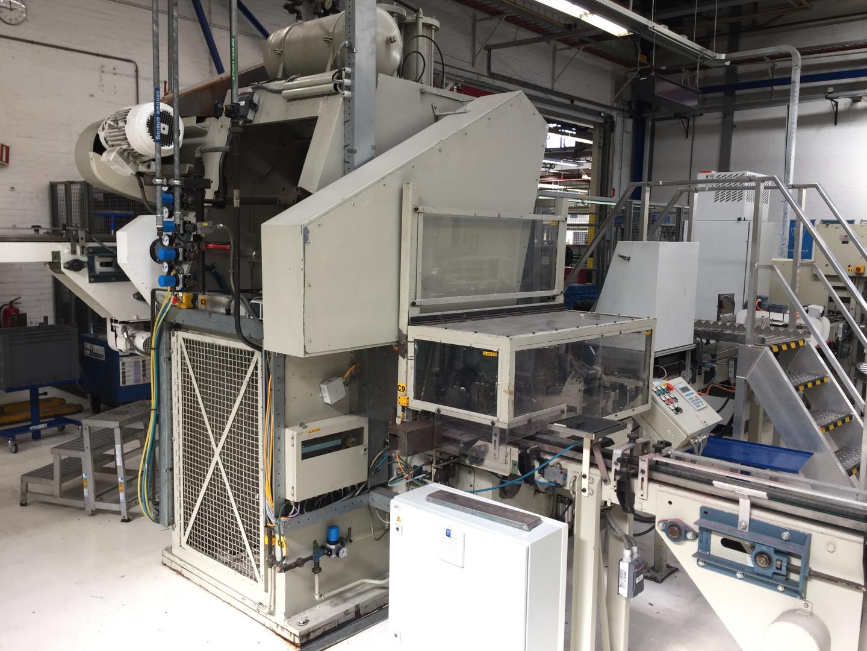Boettcher & Brueckmann ZUL 40 presse de formage