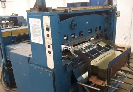 Blema PKXStr 1000 scroll shear