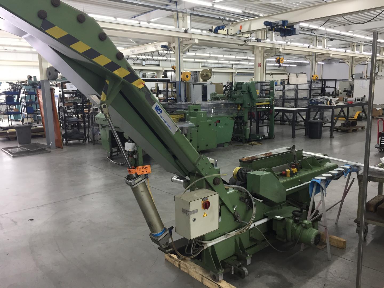 Karges Hammer SSfd 1000 cisaille double - alimenteur en feuilles - robot