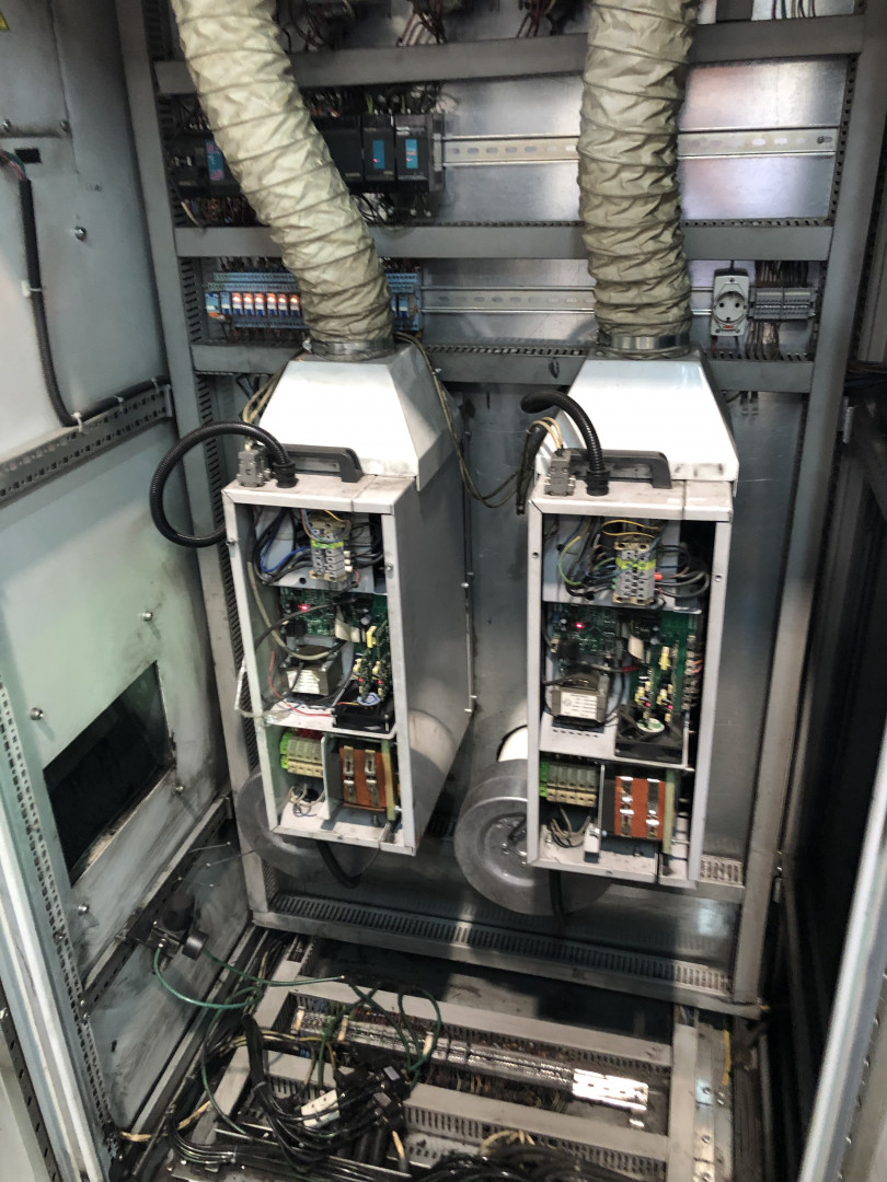 UVtech control cabinet
