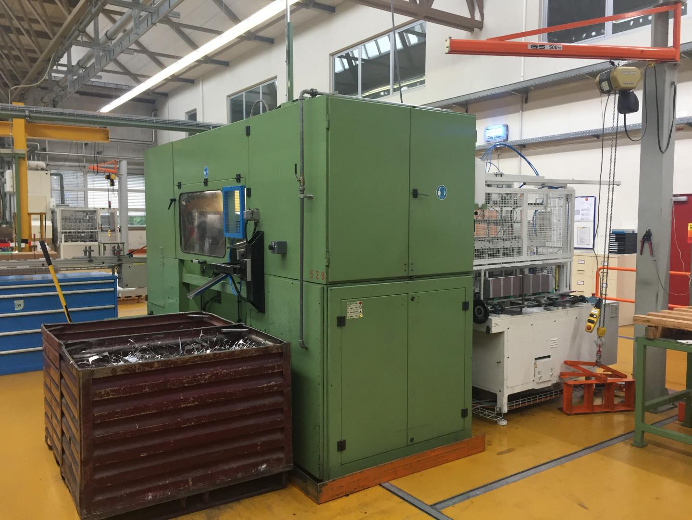 Invernizzi 4 CT 60-75 transfer press