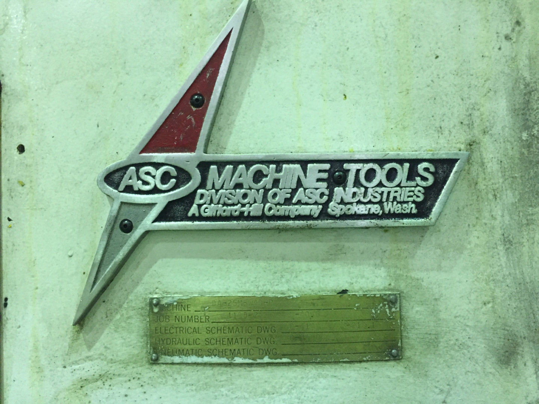 ASC Machine Tools DA-25M-W40-P uncoiler