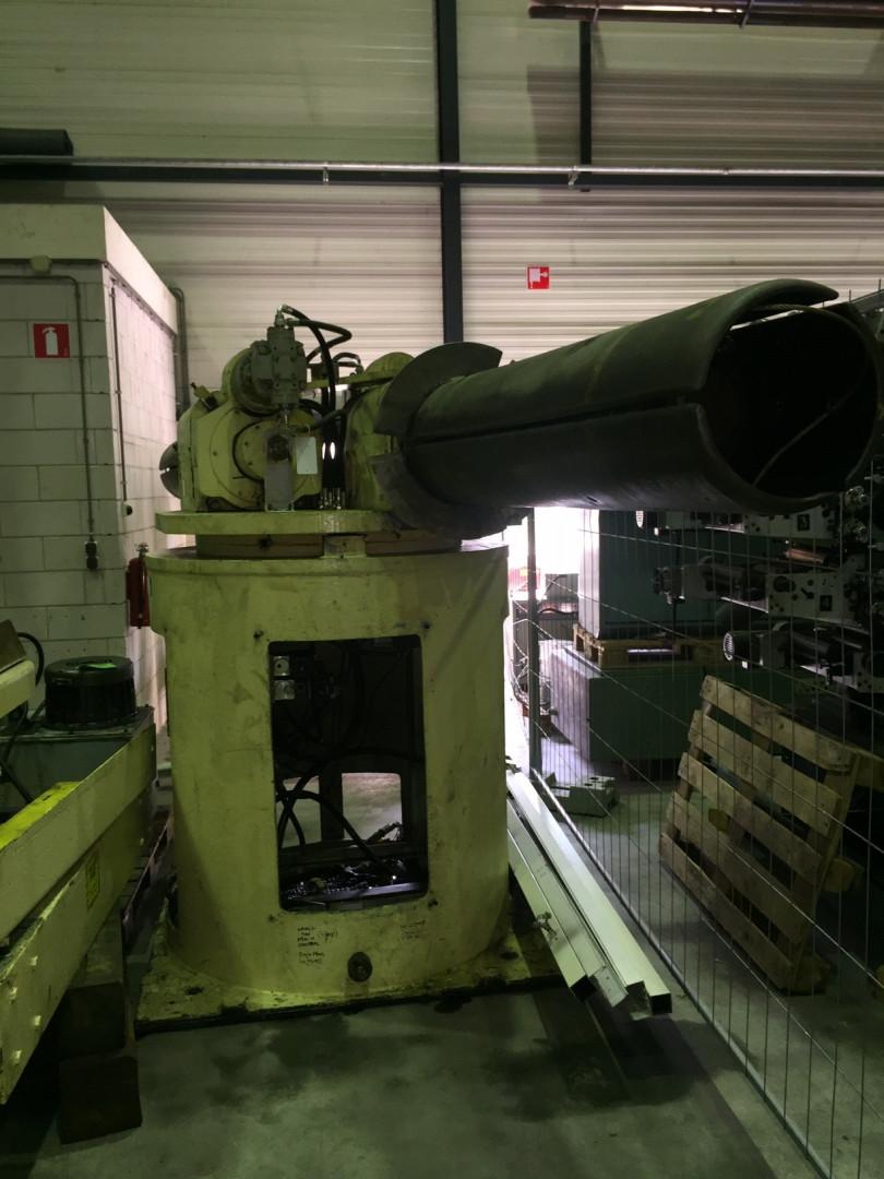 ASC Machine Tools 25D60H16 / 2H100 uncoiler
