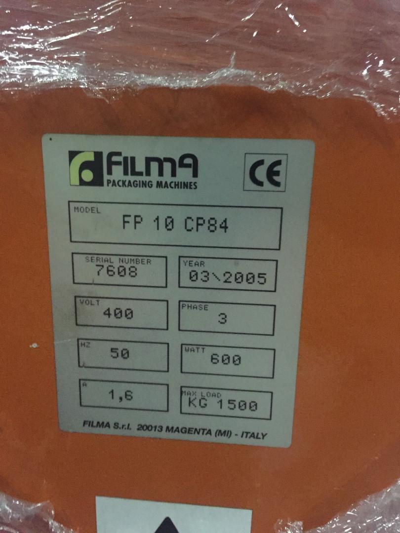 FILMA FP 10 CP84 wrapper
