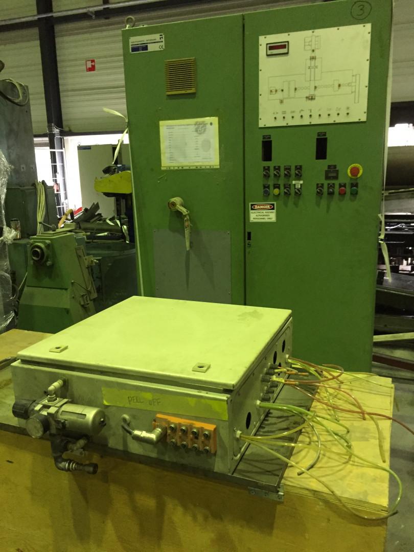 Rychiger MHM 1980/VA 1 peel off assembling